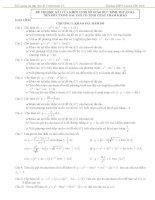 Đề cương ôn tập mon toán lớp 12  (43)