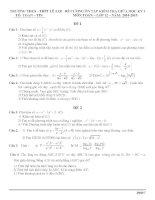 Đề cương ôn tập mon toán lớp 12  (47)