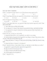 Bài tập hóa học lớp 10 (7)