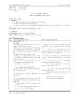 Giáo án tin học lớp 12  t24