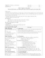 Giáo án tin học lớp 8 tuan 05 tiet 9 (tap tin)