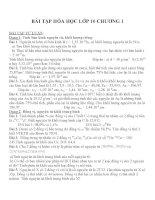Bài tập hóa học lớp 10 (23)