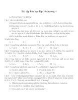 Bài tập hóa học lớp 10 (8)