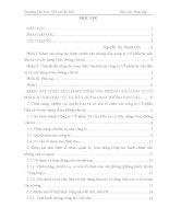 Báo cáo thực tập quản trị văn phòng : CÔNG TÁC SOẠN THẢO VĂN BẢN TẠI CÔNG TY CỔ PHẦN TƯ VẤN ĐẦU TƯ VÀ XÂY DỰNG GIAO THÔNG VẬN TẢI