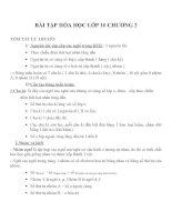 Bài tập hóa học lớp 10 (21)