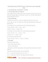 Giải bài tập trang 30 SGK Hóa lớp 9: Một số Bazơ quan trọng(tiếp theo)