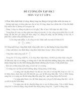 đề cương ôn tập môn vật lý lớp 8 (10)