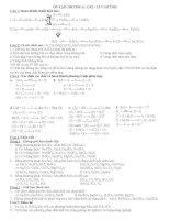 ÔN tập CHƯƠNG 6  10a1  kiểm tra 1 tiết