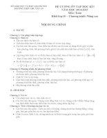 Đề cương ôn tập môn toán lớp 10  (2)