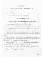 hướng dẫn ôn luyện thi môn toán tập 3 giải tích  nxb dai hoc quoc gia 2003