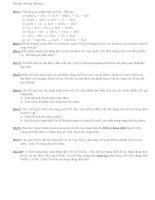 BÀI tập HALOGEN lần 1( 10c)