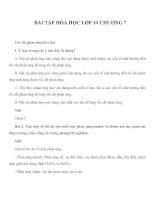 Bài tập hóa học lớp 10 (28)