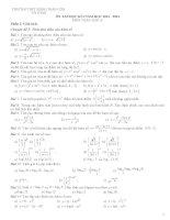 Đề cương ôn tập mon toán lớp 12  (34)
