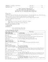 Giáo án tin học lớp 8 tuan 05 tiet 10 (thu muc)
