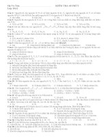 10 15 PHÚT  10a1  CHƯƠNG 2,3