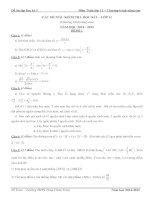 Đề cương ôn tập môn toán lớp 11 (17)