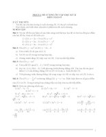 Đề cương ôn tập môn toán lớp 9 (5)