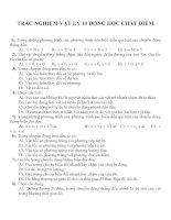Bài tập trắc nghiệm môn vật lý lớp 12 (2)