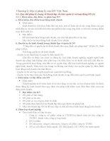 Chương 2: Địa vị pháp lý của DN Việt Nam