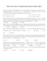 Bài tập trắc nghiệm môn vật lý lớp 12 (97)