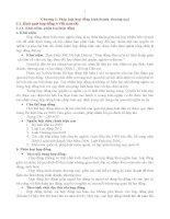 Chương 3: Pháp luật hợp đồng kinh doanh, thương mại