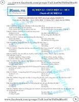 Thionline sudienli chatdienli de1(baitaptuluyen de)