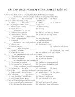 Bài tập trắc nghiệm môn tiếng anh 12 (57)