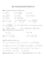 Bài tập đạo hàm môn toán (7)