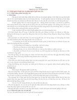 Chương 6 PHÁP LUẬT VỀ PHÁ SẢN