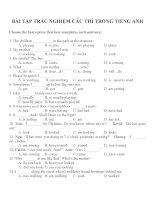 Bài tập trắc nghiệm các thì trong tiếng anh (5)