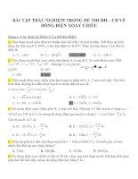 Bài tập trắc nghiệm môn vật lý lớp 12 (144)