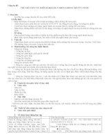 Chuyên đề ngữ văn lớp 12
