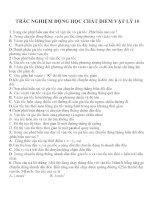 Bài tập trắc nghiệm môn vật lý lớp 12 (5)
