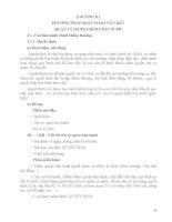 CHƯƠNG III.PHƯƠNG PHÁP SOẠN THẢO VĂN BẢN QUẢN LÝ HÀNH CHÍNH NHÀ NƯỚC