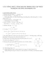 Bài tập trắc nghiệm môn vật lý lớp 12 (36)