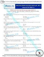 PhuongPhapGiaiBaiToanpH de1(baitaptuluyen de) (1)