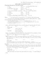 Các dạng toán tổng hợp về hỗn hợp hidrocacbon: toán về phản ứng cháy, phản ứng cộng, phản ứng thế, phản ứng với AgNO3...