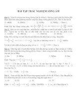 Bài tập trắc nghiệm môn vật lý lớp 12 (9)