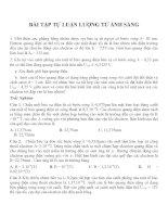 Bài tập trắc nghiệm môn vật lý lớp 12 (61)