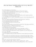 Bài tập trắc nghiệm môn vật lý lớp 12 (12)