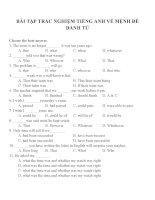 Bài tập trắc nghiệm môn tiếng anh 12 (22)