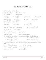 Bài tập đạo hàm môn toán (3)