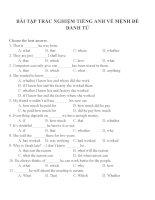 Bài tập trắc nghiệm môn tiếng anh 12 (64)