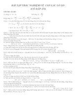 Bài tập trắc nghiệm môn vật lý lớp 12 (129)