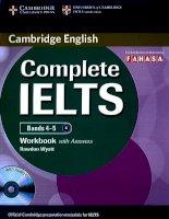 Complete IELTS bands 4 5 workbook