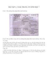 bài tập SGK sinh học lớp 7 (17)
