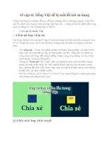 Tài liệu bồi dưỡng môn ngữ văn lớp 9 tham khảo (6)