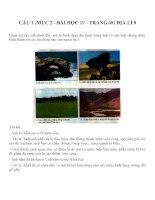 Bài tập SGK môn địa lý lớp 8 (85)