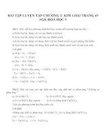 Bài tập môn hóa học lớp 9 (4)