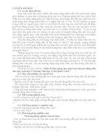 MỘT SỐ KINH NGHIỆM VÈ HƯỚNG DẪN GIẢI BÀI TOÁN CHUYỂN ĐỘNG ĐỀU CHO HỌC SINH LỚP 5